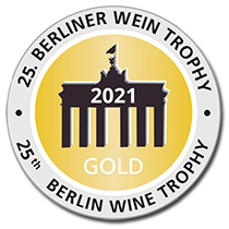 Berliner Wine Trophy Medaille